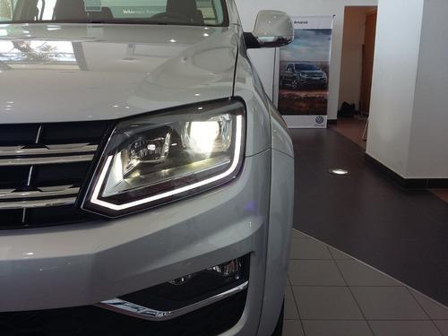 volkswagen amarok 2.0 cd tdi 180cv highline 4x2 2018 0km