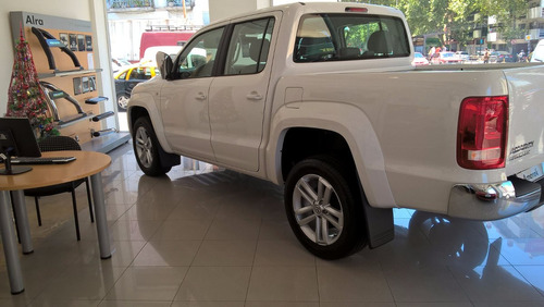 volkswagen amarok 2.0 cd tdi 180cv highline at 4x4.financia