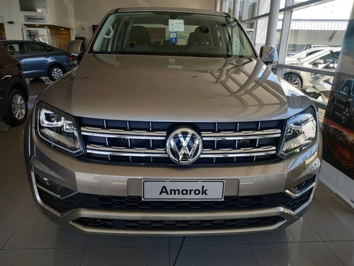 volkswagen amarok 2.0 cd tdi 180cv highline at (miaj)