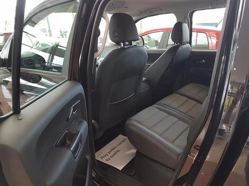 volkswagen amarok 2.0 cd tdi 180cv highline at oferta contad
