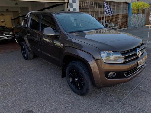 volkswagen amarok 2.0 cd tdi 4x2 highline pack 1p2 2010