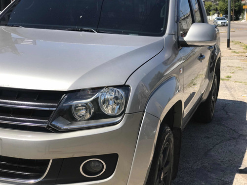 volkswagen amarok 2.0 cd tdi 4x2 highline pack 1p2 2011