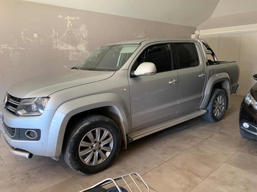 volkswagen amarok 2.0 cd tdi 4x2 highline pack at c34 2015