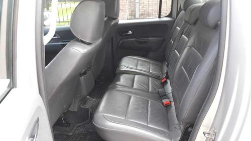 volkswagen amarok 2.0 cd tdi 4x2 highline pack c33 2013