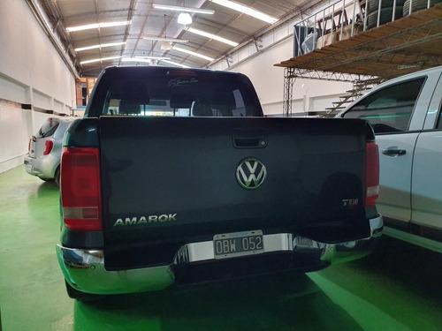 volkswagen amarok 2.0 cd tdi 4x2 highline pack c33 2014