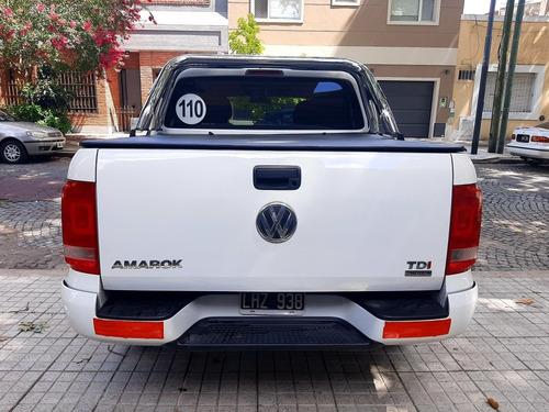 volkswagen amarok 2.0 cd tdi 4x4