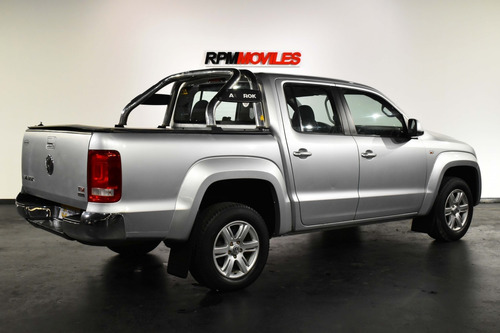 volkswagen amarok 2.0 cd tdi 4x4 highline 2013 rpm moviles