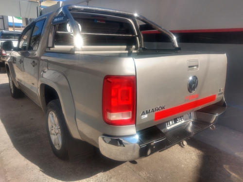 volkswagen amarok 2.0 cd tdi 4x4 highline pack 1hp 2010