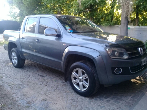 volkswagen amarok 2.0 cd tdi 4x4 highline pack 1hp 2010