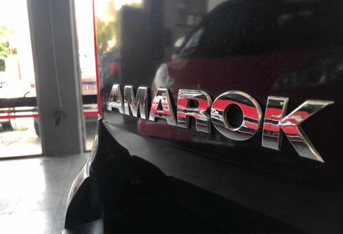 volkswagen amarok 2.0 cd tdi 4x4 highline pack 1hp 2011