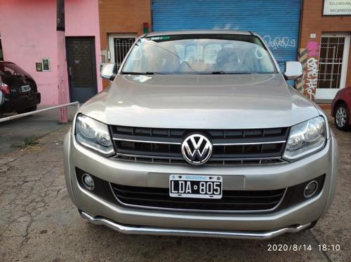 volkswagen amarok 2.0 cd tdi 4x4 highline pack at c34 2012