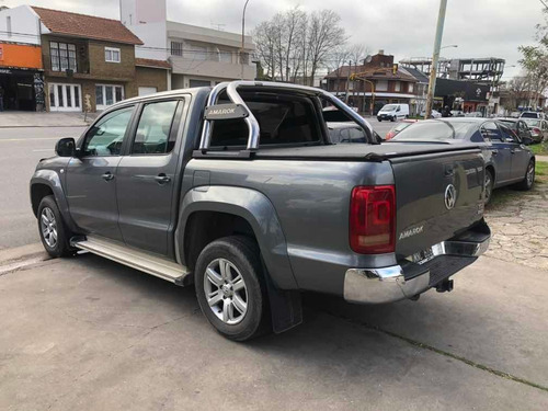 volkswagen amarok 2.0 cd tdi 4x4 highline pack at c34 2013