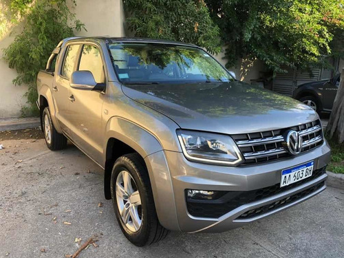 volkswagen amarok 2.0 cd tdi 4x4 highline pack at c34 2016