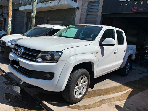 volkswagen amarok  2.0 cd tdi 4x4 trendline pack at