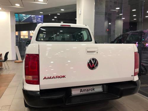 volkswagen amarok 2.0 cd tdi comfortline 4x2 2020 aut 0km