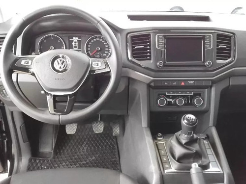 volkswagen amarok 2.0 cd tdi comfortline 4x2 manual dni 0% 9
