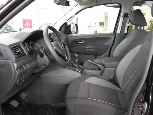volkswagen amarok 2.0 cd tdi comfortline 4x2 manual tasa0% 8