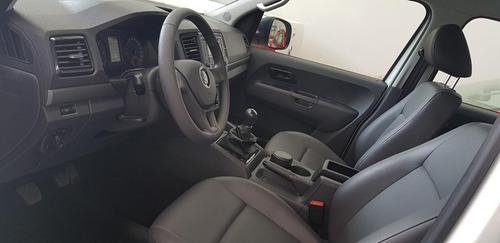 volkswagen amarok 2.0 cd tdi trendline llantas 16 + comfort