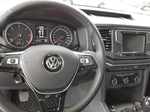 volkswagen amarok 2.0 comfortline 4x2 at 180cv 0 km rn #a7