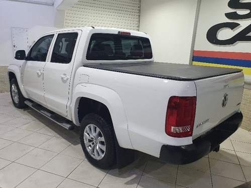 volkswagen amarok 2.0 comfortline 4x4 cd 16v turbo intercool