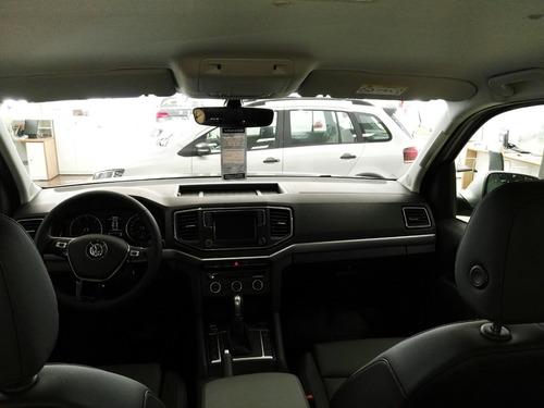 volkswagen amarok 2.0 comfortline 4x4 mt 180cv 2020  0 km vw