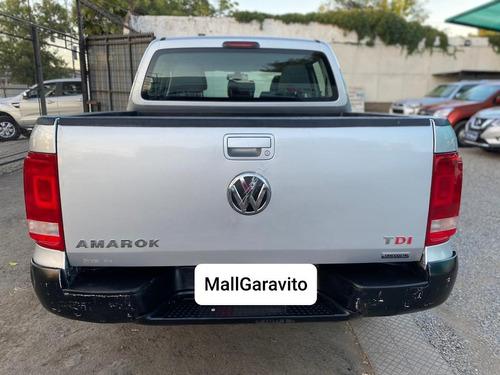 volkswagen amarok  2.0 confortline auto 4x2 2015