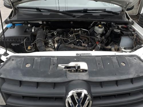 volkswagen amarok 2.0 cs tdi 140cv 4x4 startline 2014