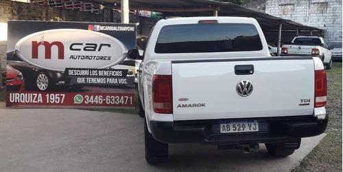 volkswagen amarok 2.0 cs tdi 140cv trendline 4x4 2017