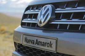 volkswagen amarok 2.0 d/c highline 4x4 2018  0km entrego ya!