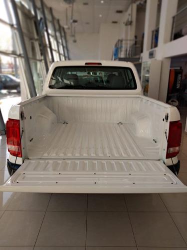 volkswagen amarok 2.0 doble cabina tdi 140cv trendline mt rc