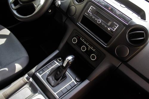 volkswagen amarok 2.0 entry mt 163 hp 2016
