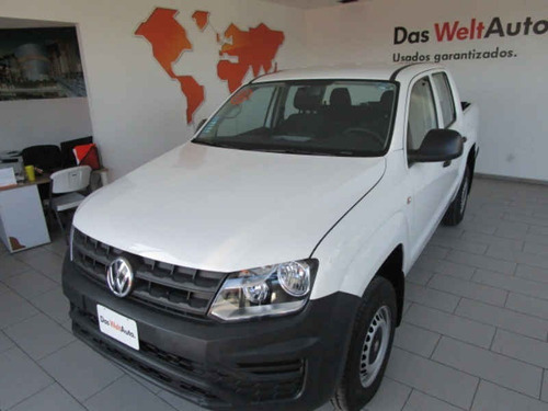 volkswagen amarok 2.0 entry mt