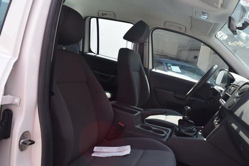volkswagen amarok 2.0 entry mt bco 2017