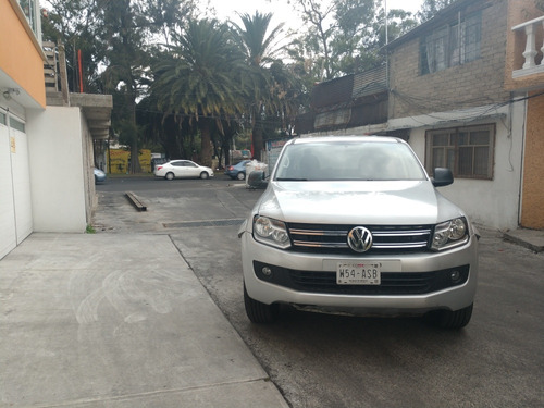volkswagen amarok 2.0 highline 4mot at 2014