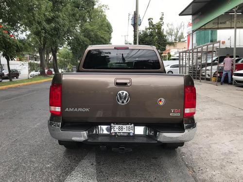 volkswagen amarok 2.0 highline 4motion at