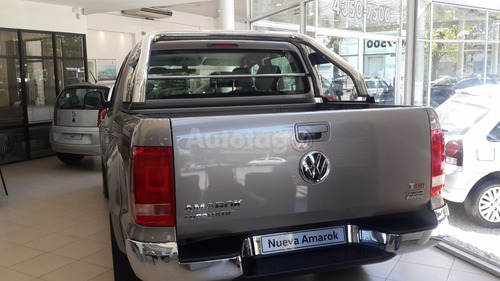 volkswagen amarok 2.0  highline 4x2 man. my17 #a3