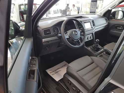 volkswagen amarok 2.0 highline 4x2 mt cd tdi 180cv pk cuero
