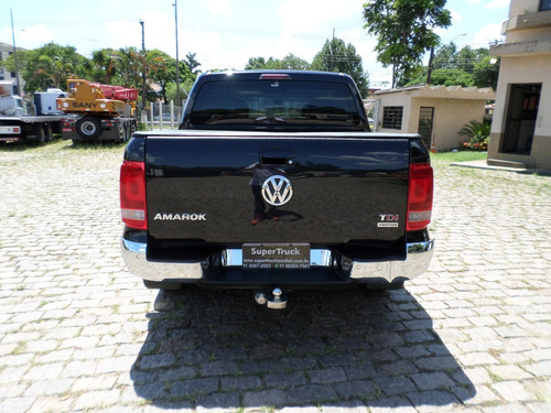 volkswagen amarok 2.0 highline 4x4 aut. blindada nível iii a