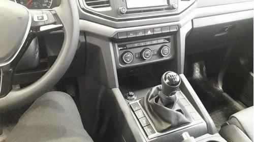 volkswagen amarok 2.0 highline 4x4 autom stock limitado.  mz