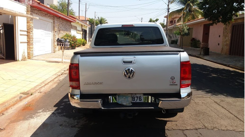 volkswagen amarok 2.0 highline 4x4 cd 16v  diesel 4p automát