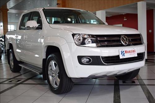 volkswagen amarok 2.0 highline 4x4 cd 16v turbo diesel autom