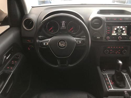 volkswagen amarok 2.0 highline 4x4 cd 16v turbo interco