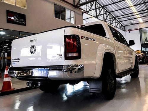 volkswagen amarok 2.0 highline 4x4 cd 16v turbo intercooler