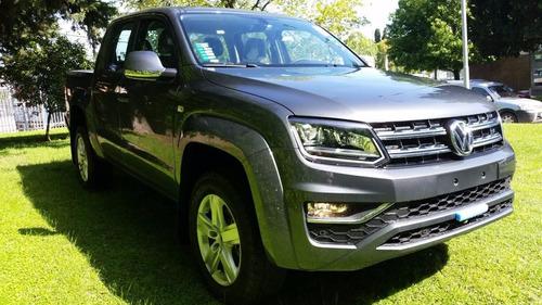 volkswagen amarok 2.0 highline 4x4 manual financiación 0% vw