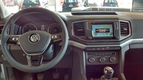 volkswagen amarok 2.0 highline caja manual 4x2 tasa 0%