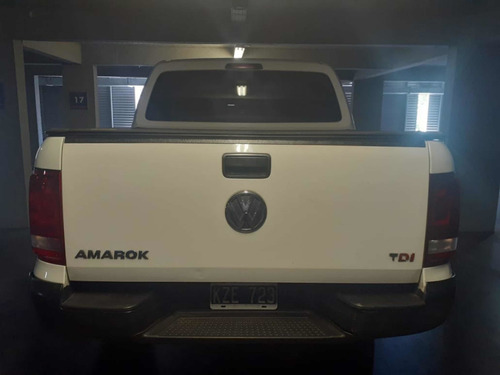 volkswagen amarok 2.0 l td 4x2 dc trendline 2012 (kze723)