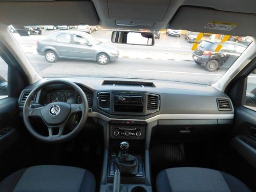 volkswagen amarok 2.0 s 4x4 cabine dupla