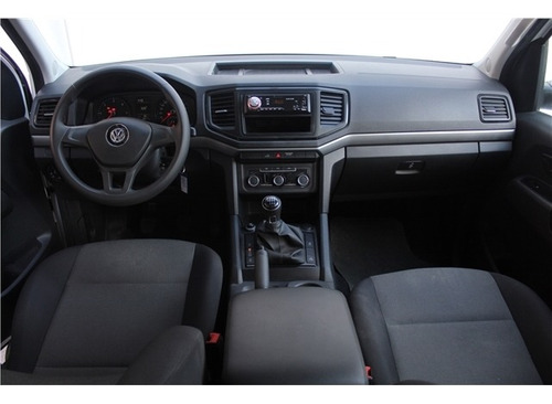 volkswagen amarok 2.0 s 4x4 chassi cab 16v turbo intercooler