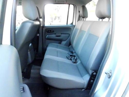volkswagen amarok 2.0 s cab. dupla 4x4 2012