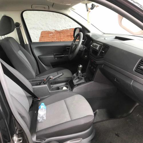 volkswagen amarok 2.0 s cab. simples 4x4 2p 2017